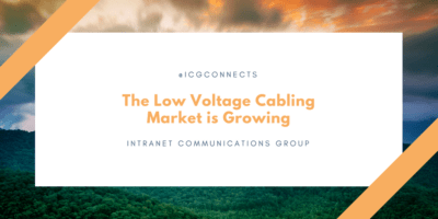 The Low Voltage Cabling Market is Growing